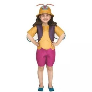 NWT Beat Bugs Buzz Toddler Costume
